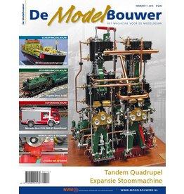 """NVM 95.14.001 Jaargang """"De Modelbouwer"""" Editie : 14.001  (PDF)"""