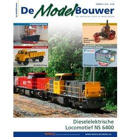"""NVM 95.14.003 Jaargang """"De Modelbouwer"""" Editie : 14.003"""