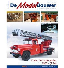 """NVM 95.14.004 Jaargang """"De Modelbouwer"""" Editie : 14.004"""