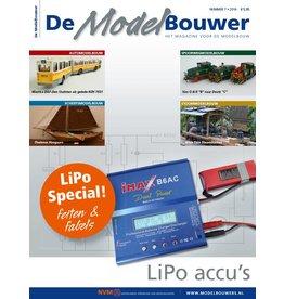"""NVM 95.14.007 Jaargang """"De Modelbouwer"""" Editie : 14.007  (PDF)"""