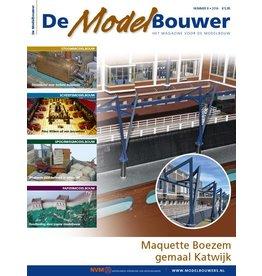 """NVM 95.14.008 Jaargang """"De Modelbouwer"""" Editie : 14.008  (PDF)"""