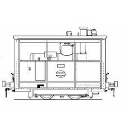 NVM 20.70.007 stoomtramlocomotief ZE 1-6,7 (Henschel)