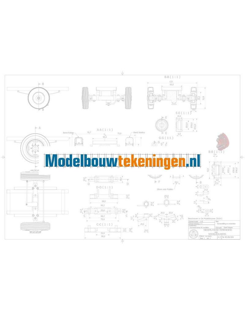 NVM 40.06.004 Voorassen voor lichte RC modellen