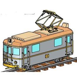 NVM 20.01.005 CD - Het Boemeltje; e-loc met 3 rijtuigen voor spoor 1 en e-loc voor 3,5