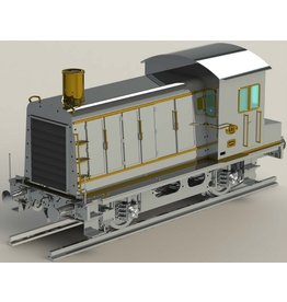 NVM 20.02.017 CD - NS DE rangeerlocomotief Serie 400 voor 3,5'' spoor