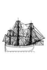 "NVM 10.00.035 Fluitschip ""Catharina Elizabeth"""