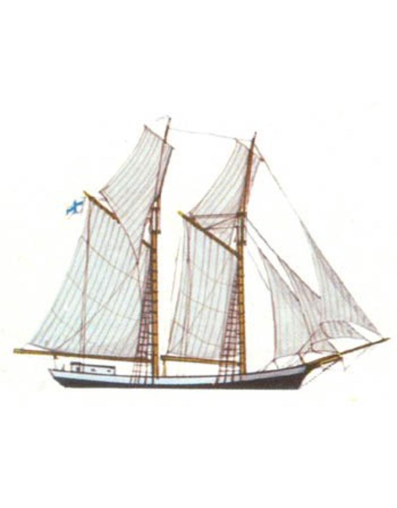 NVM 10.00.027 Deense Galjas (1909)