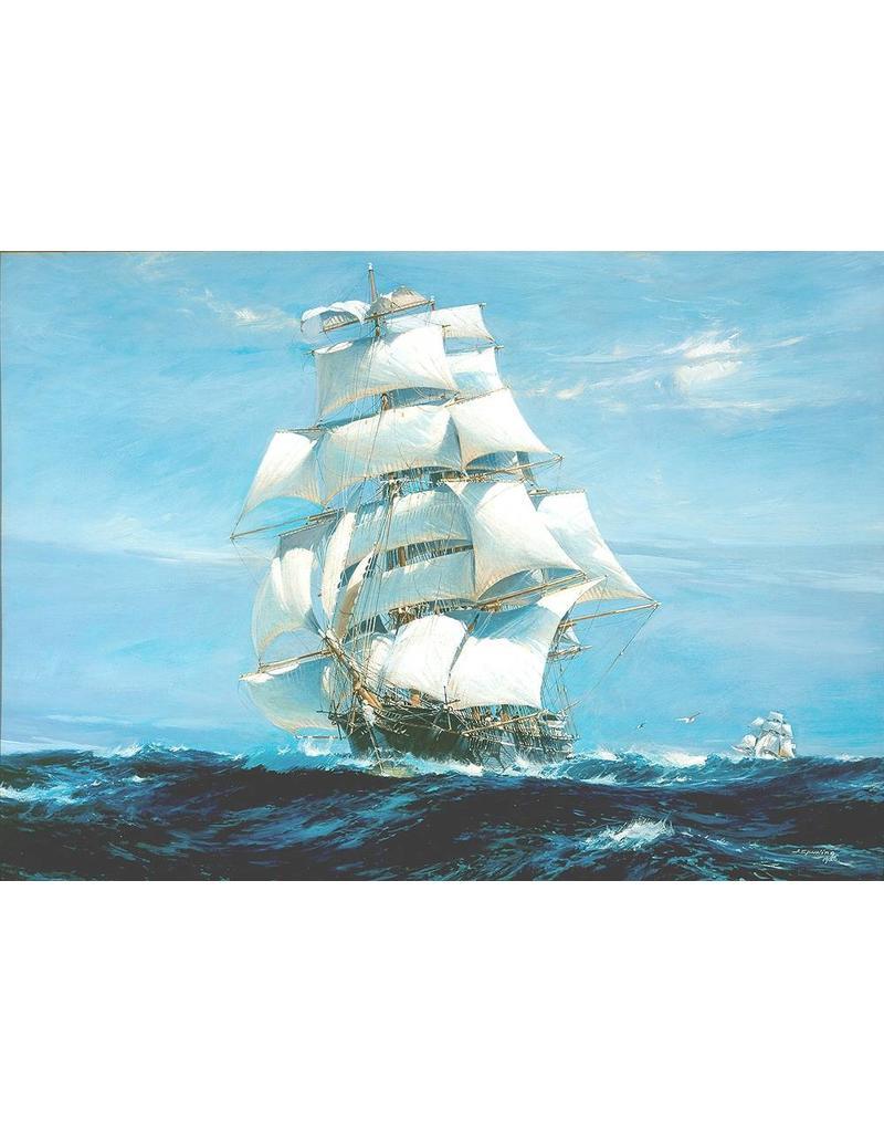 "NVM 10.00.030 Theeklipper ""Ariel"" (1865 - 1872)"