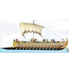NVM 10.01.019 Fenicische birÌÎåÈme met gevechtsbrug