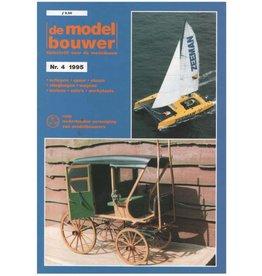 """NVM 95.00.004 Jaargang """"De Modelbouwer"""" Editie : 00.004 (PDF)"""