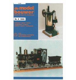 """NVM 95.00.005 Jaargang """"De Modelbouwer"""" Editie : 00.005 (PDF)"""