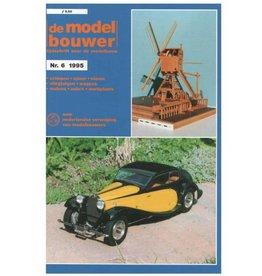 """NVM 95.00.006 Jaargang """"De Modelbouwer"""" Editie : 00.006 (PDF)"""