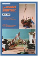"""NVM 95.00.007 Jaargang """"De Modelbouwer"""" Editie : 00.007 (PDF)"""