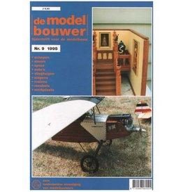"""NVM 95.00.009 Jaargang """"De Modelbouwer"""" Editie : 00.009 (PDF)"""