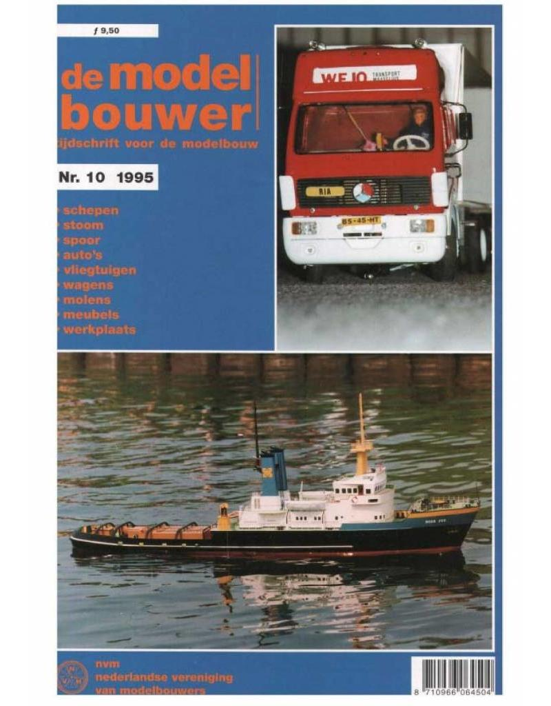 """NVM 95.00.010 Jaargang """"De Modelbouwer"""" Editie : 00.010 (PDF)"""