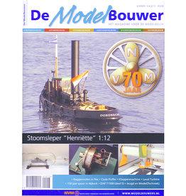 """NVM 95.13.010 Jaargang """"De Modelbouwer"""" Editie : 13.010 (PDF)"""