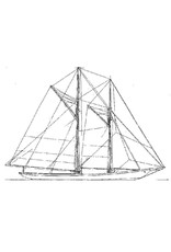 "NVM 10.03.035 fishing schooner ""Bluenose"" (1921)"