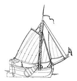 NVM 10.06.004 18e eeuws jachtje