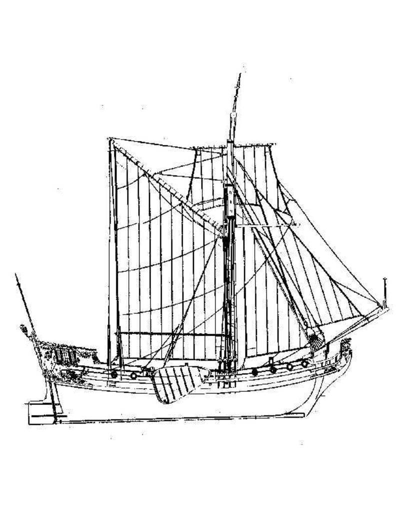 NVM 10.06.015 Utrechts statenjacht (1746)