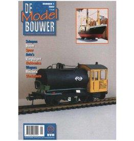 """NVM 95.02.001 Jaargang """"De Modelbouwer"""" Editie : 02.001 (PDF)"""