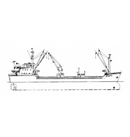 "NVM 10.10.101 koelschip ms ""Atlantic""- SeaTrade"