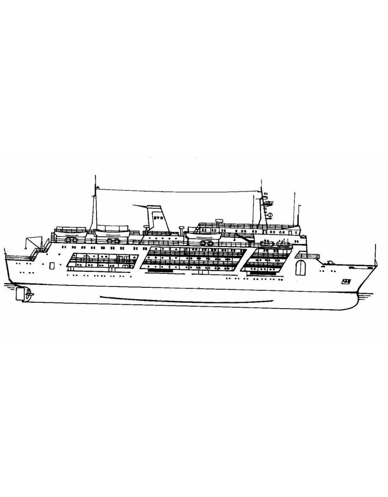 NVM 10.10.152 catamaran veerboot ms Rui Chan