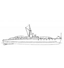 NVM 10.11.009 70 ft PT boot (1941) - (US Navy)
