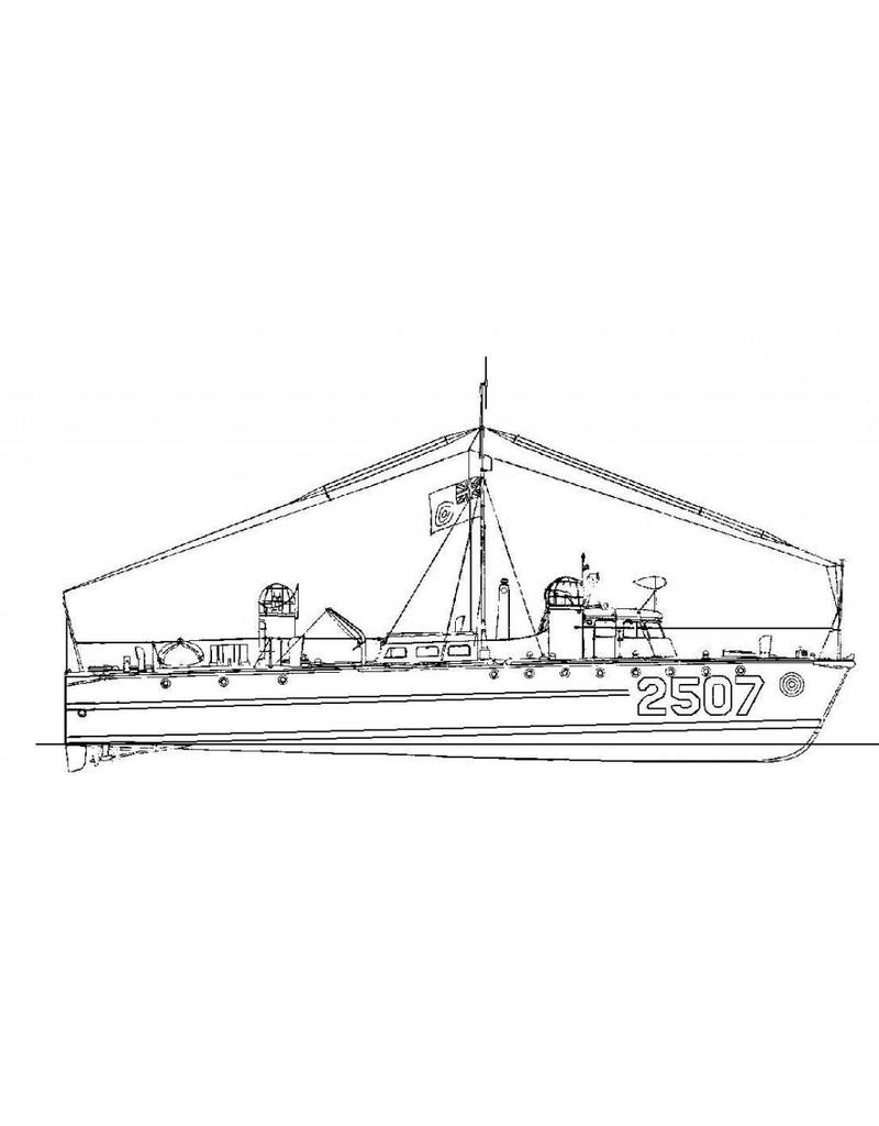 NVM 10.11.068 Air-Sea rescue boat (1942) - RAF