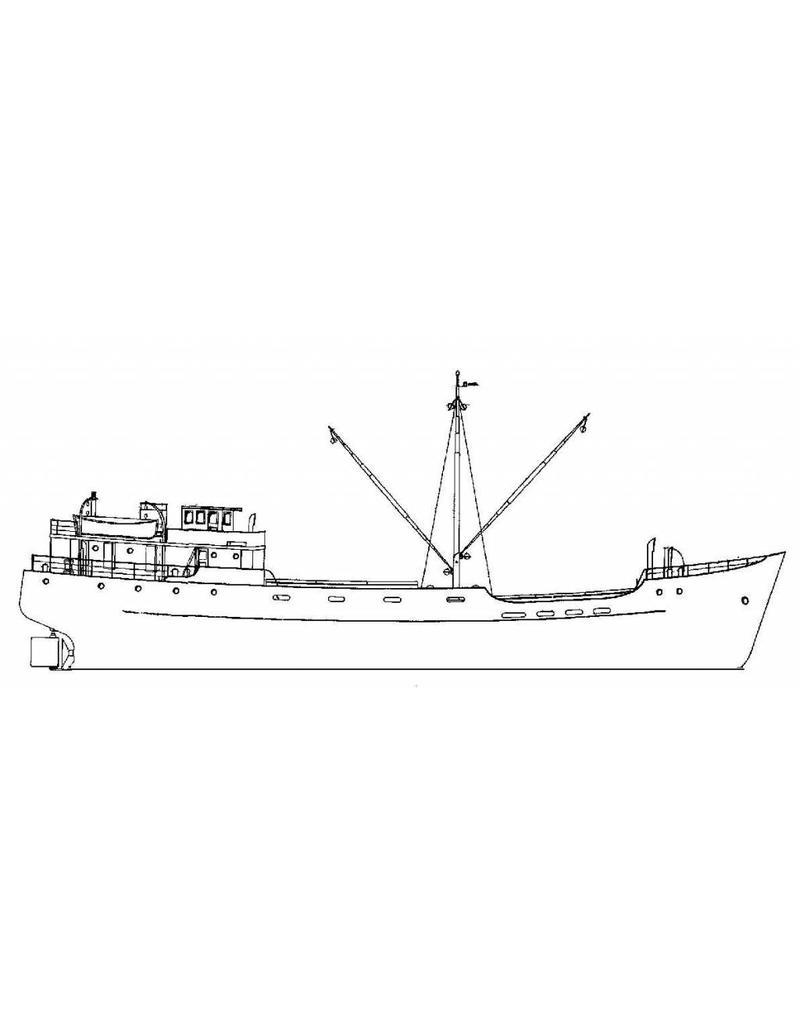 """NVM 10.12.014 kustvaarder ms """"Adviso"""" (1938)"""