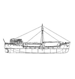 NVM 10.12.025 Groninger kustvaarder
