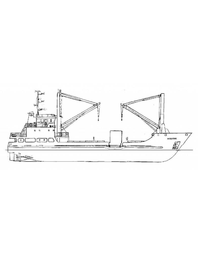 "NVM 10.12.027 kustvaarder ms ""Acquero"" - Guyana"