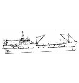 "NVM 10.13.021 vriestrawler "" Astrid"" VL 70 (1985) - Rederij Kwakkelstein, Vlaardingen"