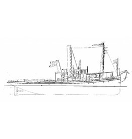 "NVM 10.14.045 riviersleepboot ss ""Johanna"""