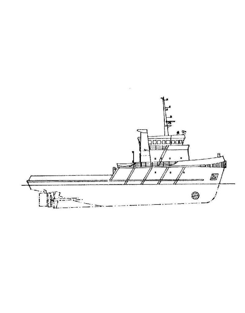 "NVM 10.14.064 zeesleper ms "" IJsland"" (1980), ""Groenland"" (1977) ""Schotland"" (1978) - Sl. Willem Muller"
