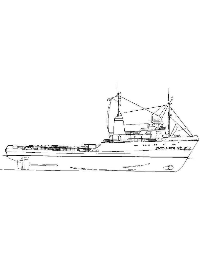 NVM 10.14.094 supply ms Smit Lloyd 109 (1974) - Smit Lloyd