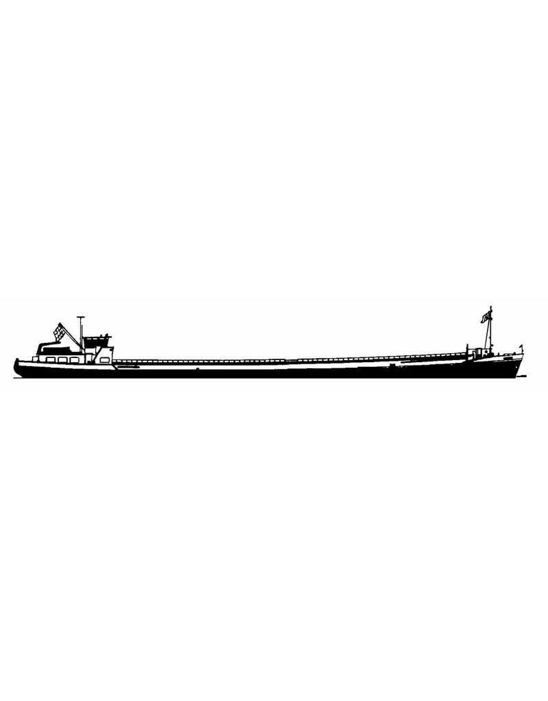 "NVM 10.15.015 motorkempenaar ms ""Corma"" (1964) - R.C. Glerum"