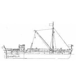 NVM 10.15.052 motorlichter munitieboot (1950)