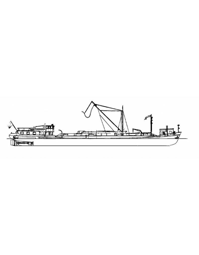 NVM 10.15.065 vrachtschip ms Rietwijk (1958) - NRM
