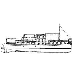 "NVM 10.16.004 motorjacht ""Rilo"""