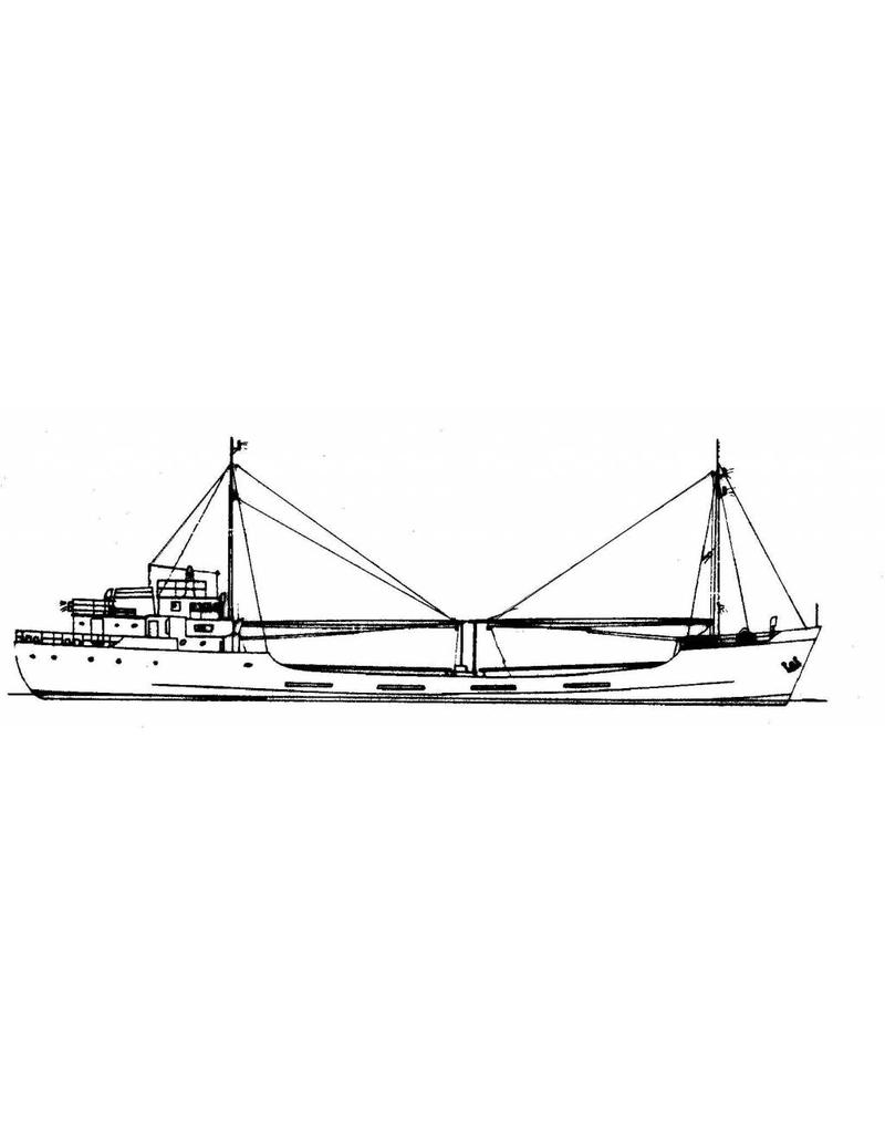 "NVM 10.20.026 kustvaarder ms ""Reestborg"" - Wagenborg"