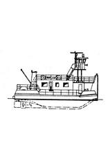 "NVM 10.20.046 duwboot ms "" Confiance"" (1973) - T.J. de Waart, Krimpen a/d Ijssel"