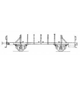NVM 20.06.044 dwarsliggerwagen voor spoor I