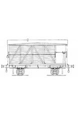 NVM 20.06.046 Engelse brake van (remmerswagon) voor spoor I