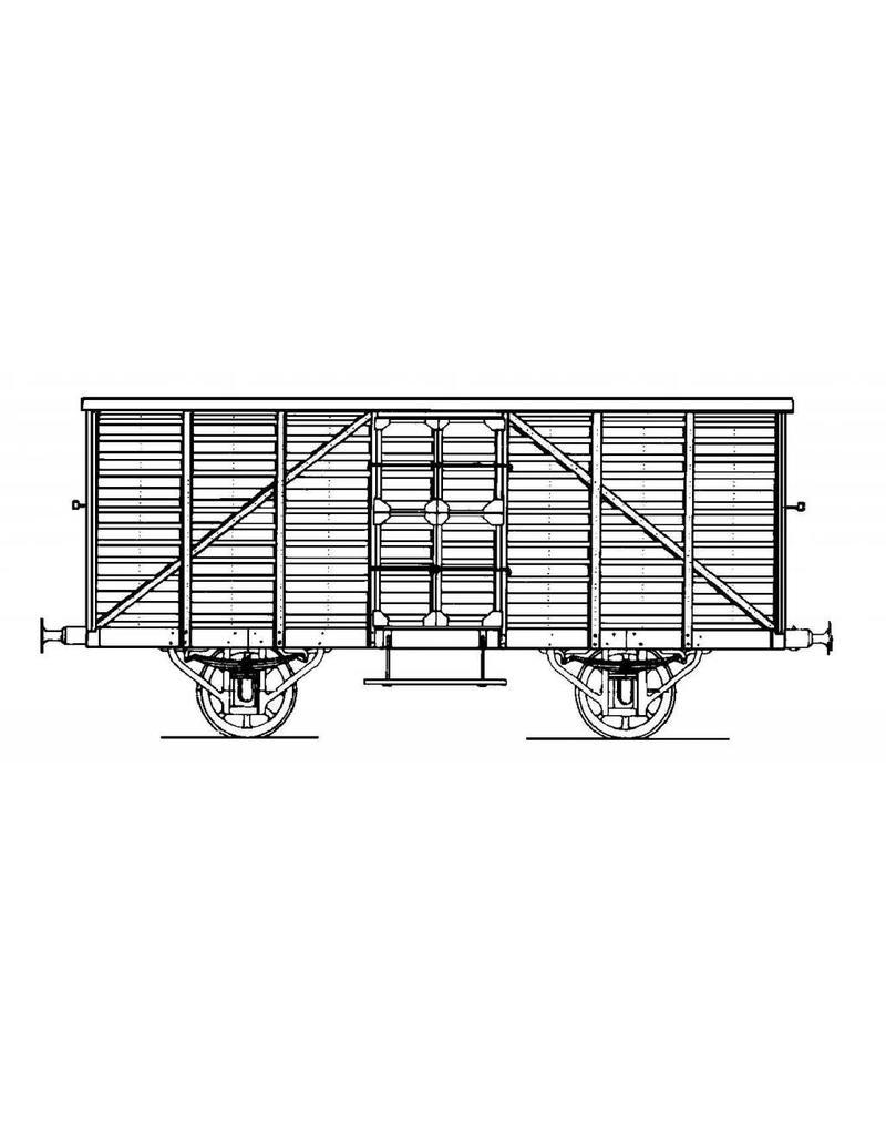 NVM 20.06.049 HIJSM veewagen 1753-1762 voor spoor 0