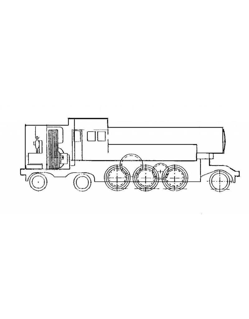 NVM 20.10.001 DB tenderloc BR 66 voor spoor H0