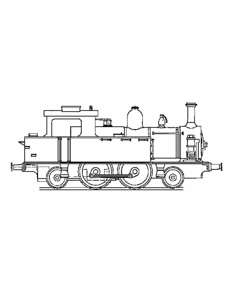 NVM 20.20.018/A gasbrander voor 20.20.018