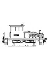 NVM 20.32.002 Deutz diesel-tandrad locomotief voor spoor H0