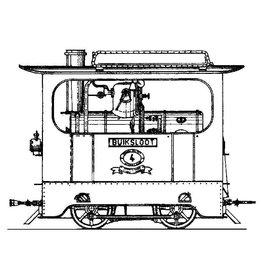 NVM 20.70.001 tramweglokomotieven NHT, TNHT Bt 1-15, Bt 14-16 voor spoor 0