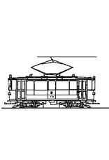NVM 20.73.015 motorrijtuig NZHVM A37-40, A58-59, aanh.rijtuig B63, toestand 1916