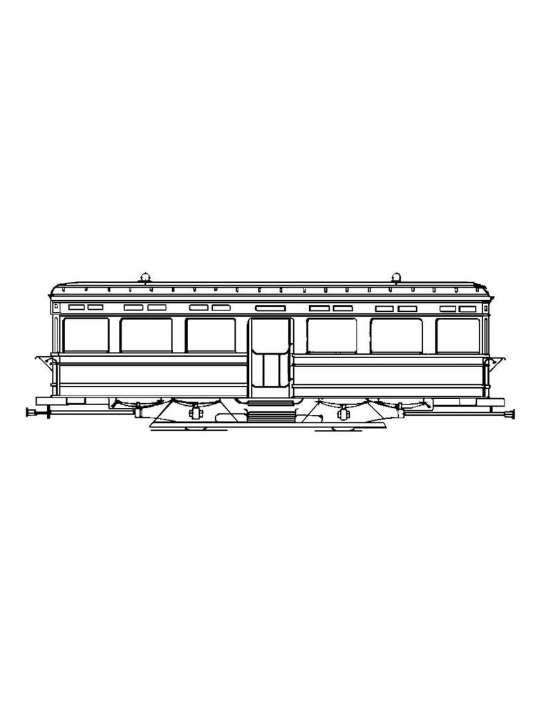 NVM 20.73.016 motorrijtuig NZHVM en aanhangrijtuigen; met ombouwers, voor spoor I